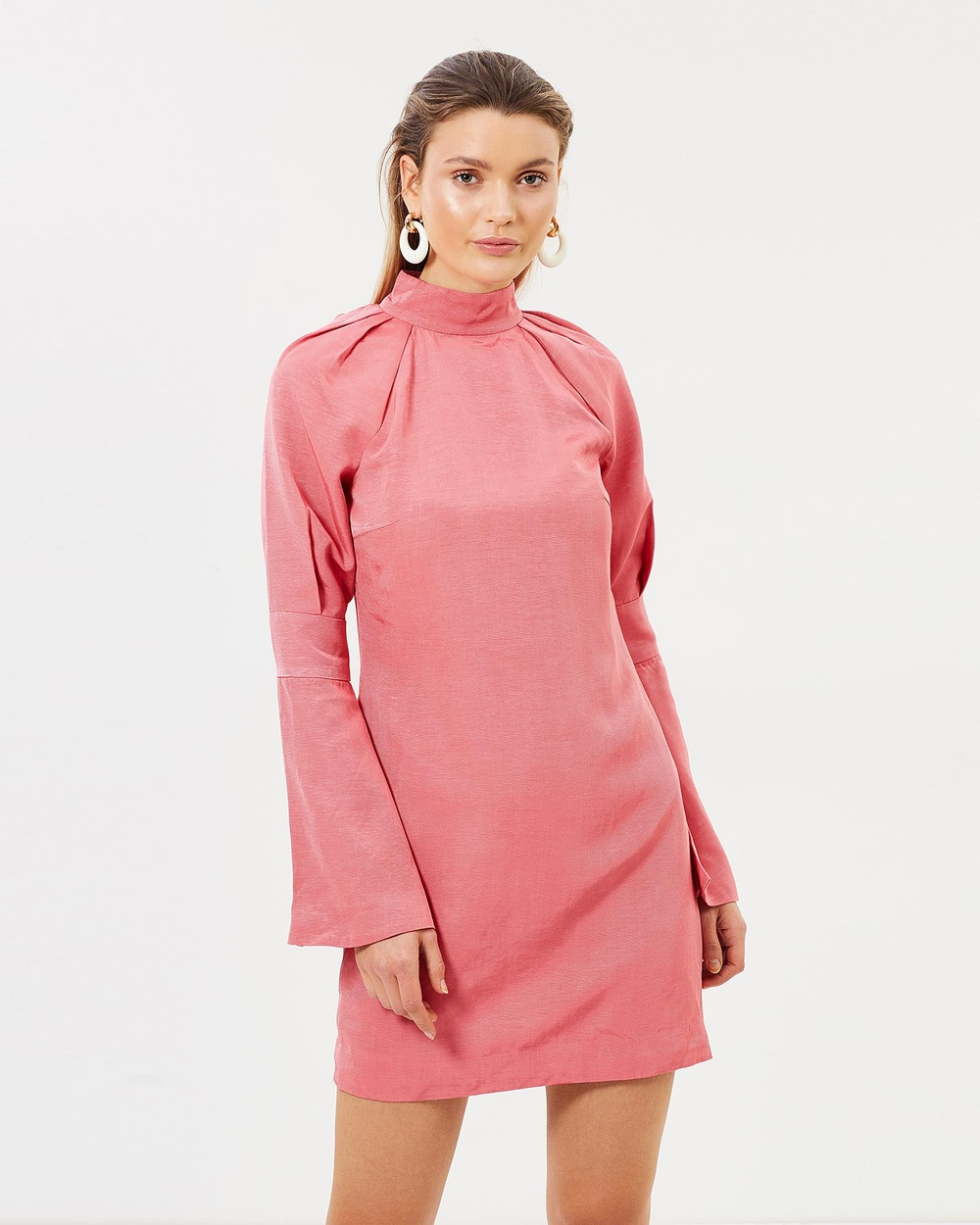 Elliatt Haydn Dress Dresses Pink Haydn Dress