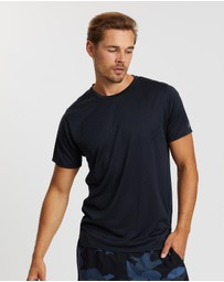 New Balance - Q Speed Jacquard Short Sleeve Tee