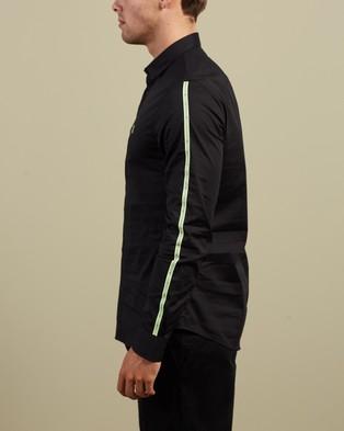 Armani Exchange Camicia Shirt - Casual shirts (Black)