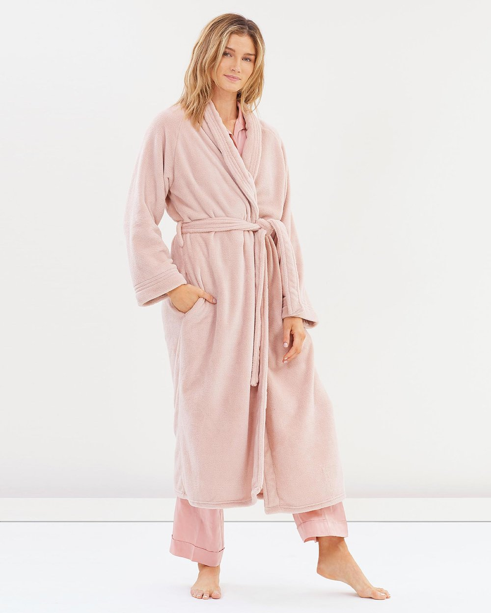 7df819bee1 Long Plush Robe