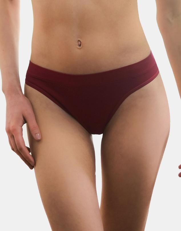 Women Seamless Stretch Comfort G String - 3 Pack