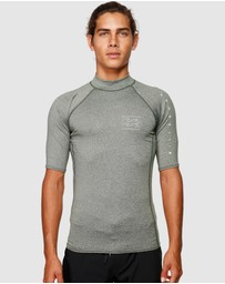 Billabong - Unity Pf Short Sleeve Rash Vest
