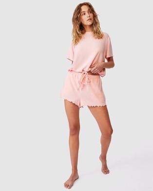 Cotton On Body Super Soft Draw Cord T Shirt Sleepwear Fairy Tale Marle T-Shirt