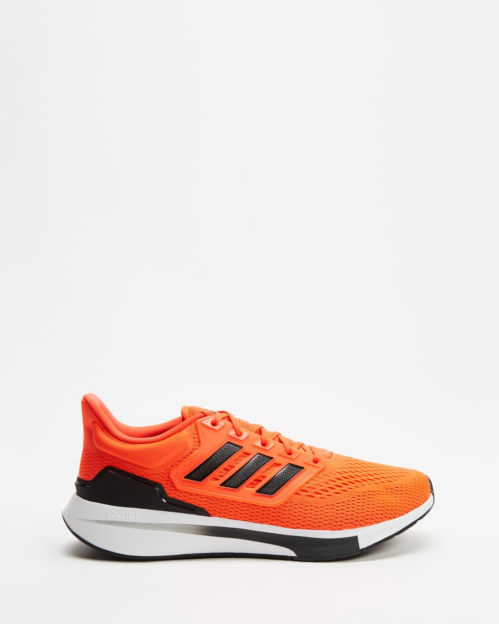 adidas Performance EQ21 Running Shoes Men's Solar Red, Core Black & Carbon