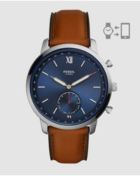 Fossil - Neutra Hybrid Brown Smartwatch