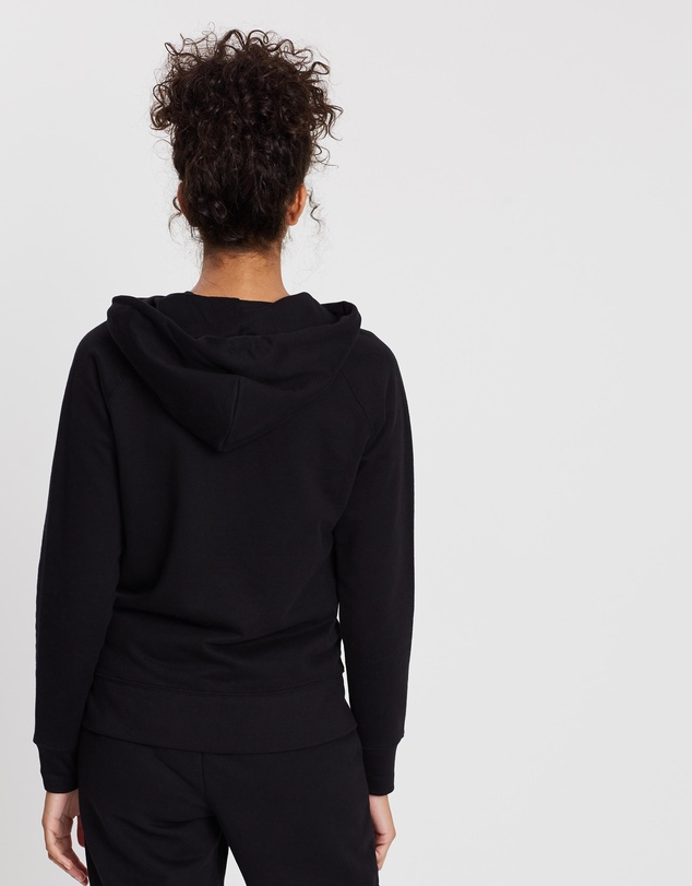 Gap - French Fleece Logo Zip Hoodie