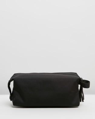 Lacoste Neocroc Toiletry Kit - Toiletry Bags (Black)