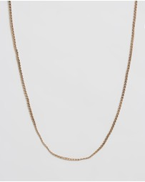 Locale - T-Bar Necklace