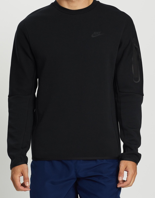 Nike - Tech Fleece Crew Sweater - Men's