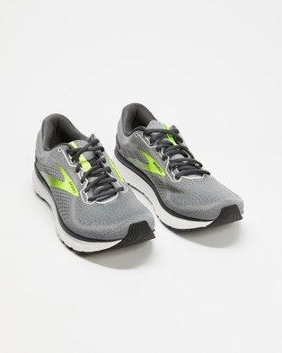 Brooks Glycerin 18   Men's - Performance Shoes (Night Life & Charcoal)