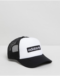 adidas Originals - Foam Curved Trucker Cap