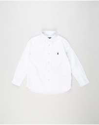 Polo Ralph Lauren - ICONIC EXCLUSIVE - Slim Fit Shirt - Kids