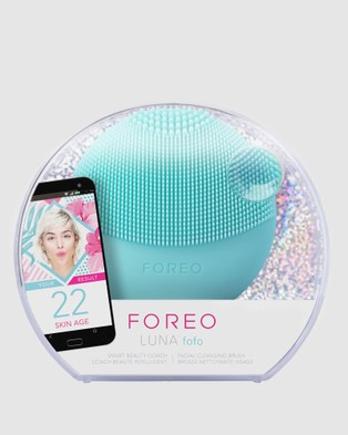 Foreo Luna FOFO Facial Cleansing Massager   Mint - Tools (Mint)