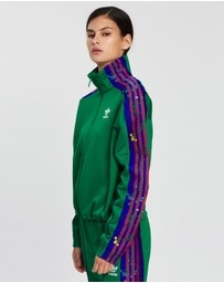 adidas Originals - Floral Track Jacket