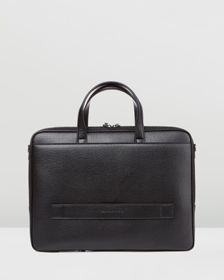 Samsonite Red Dawone Briefcase - Bags (Black)