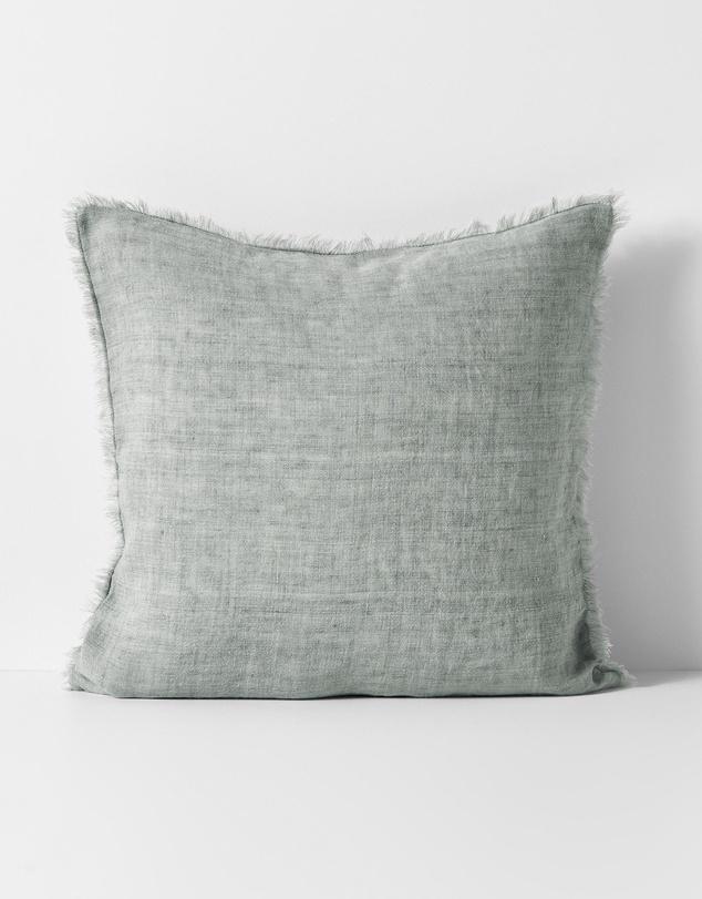 Life Linen Fringe 50cm x 50cm Cushion
