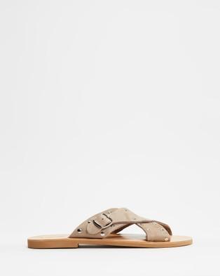 Ammos Elpida Sandals - Sandals (Khaki)