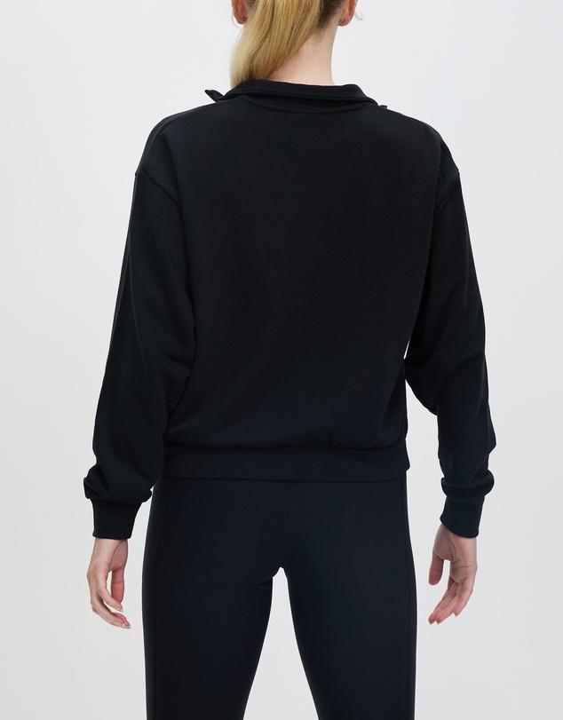 Women Sportswear Femme 1/4 Zip