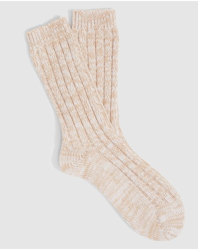 French Connection - Chunky Knit Sock