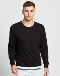 Calvin Klein - One Sock Lounge Sweatshirt