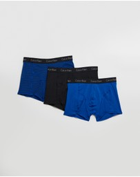 Calvin Klein - Elements Trunks 3-Pack