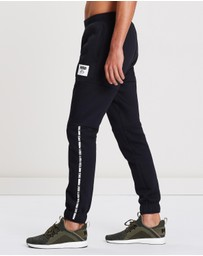 Puma - Rebel Block Fleece Pants