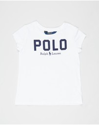 Polo Ralph Lauren - Polo Icon Cotton Jersey T-Shirt - Kids