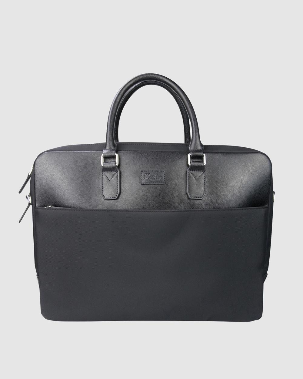 Florsheim Caesar Bags Black