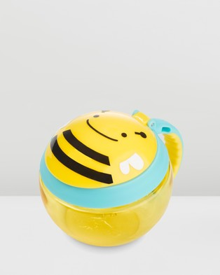 Skip Hop Zoo Snack Cup - Home (Bee)