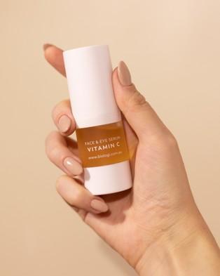 Biologi Bk Rejuvenation Eye Serum - Beauty (Yellow)