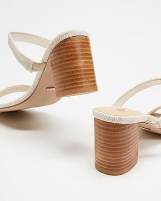 Billini Young - Mid-low heels (Stone)