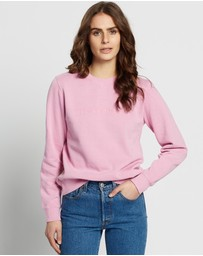 All About Eve - Mon Washed Crew Sweater