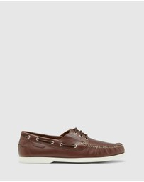 Oxford - Enright Boat Shoe