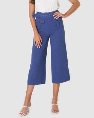Amelius Icon Pants - Pants (Blue)