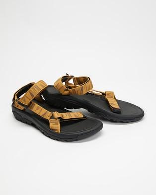 Teva Hurricane XLT2   Men's - Sandals (Chara Medallion)