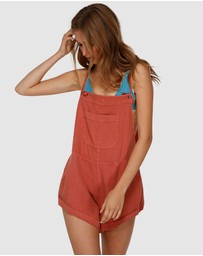 Billabong - Wild Pursuit Overalls