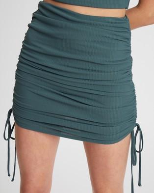 BWLDR Signora Skirt - Skirts (Emerald)