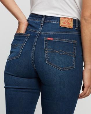 Riders by Lee Classics High Slim Jeans - Slim (True Indigo)