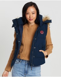 Superdry - Rookie Down Gilet