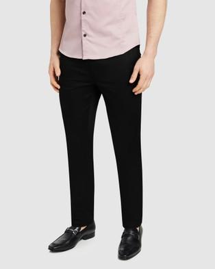 Tarocash TONY IDOL PANT   BLACK   28 - Pants (BLACK)
