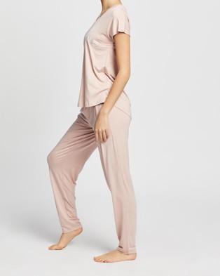 Gingerlilly Kayla - Two-piece sets (Pink)