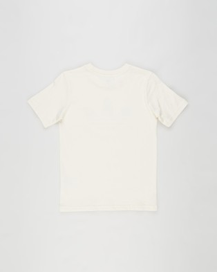 adidas Originals Stan Smith Non Dye Tee   Kids Teens - T-Shirts & Singlets (Natural)