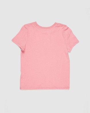Free by Cotton On - Girls Classic SS Tee   Teens - T-Shirts & Singlets (Very Berry & Grow In Your Own Time) Girls Classic SS Tee - Teens
