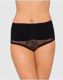 Nancy Ganz - Sweeping Curves Lace Briefs