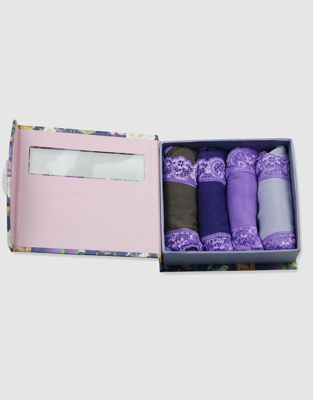 Women Fashion Cotton Knickers Pack