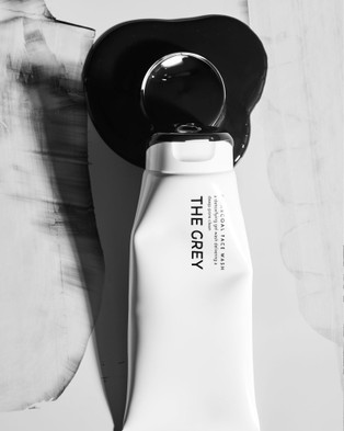 The Grey Charcoal Face Wash - Beauty (White)