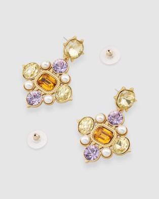 Peter Lang Cristo - Jewellery (Topaz, Violet & Gold)