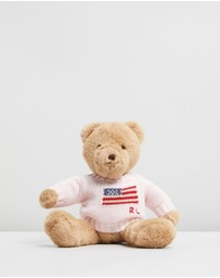 Polo Ralph Lauren - Plush Flag Bear