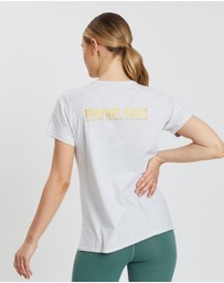 Running Bare - The Perfect Heritage Crew Tee