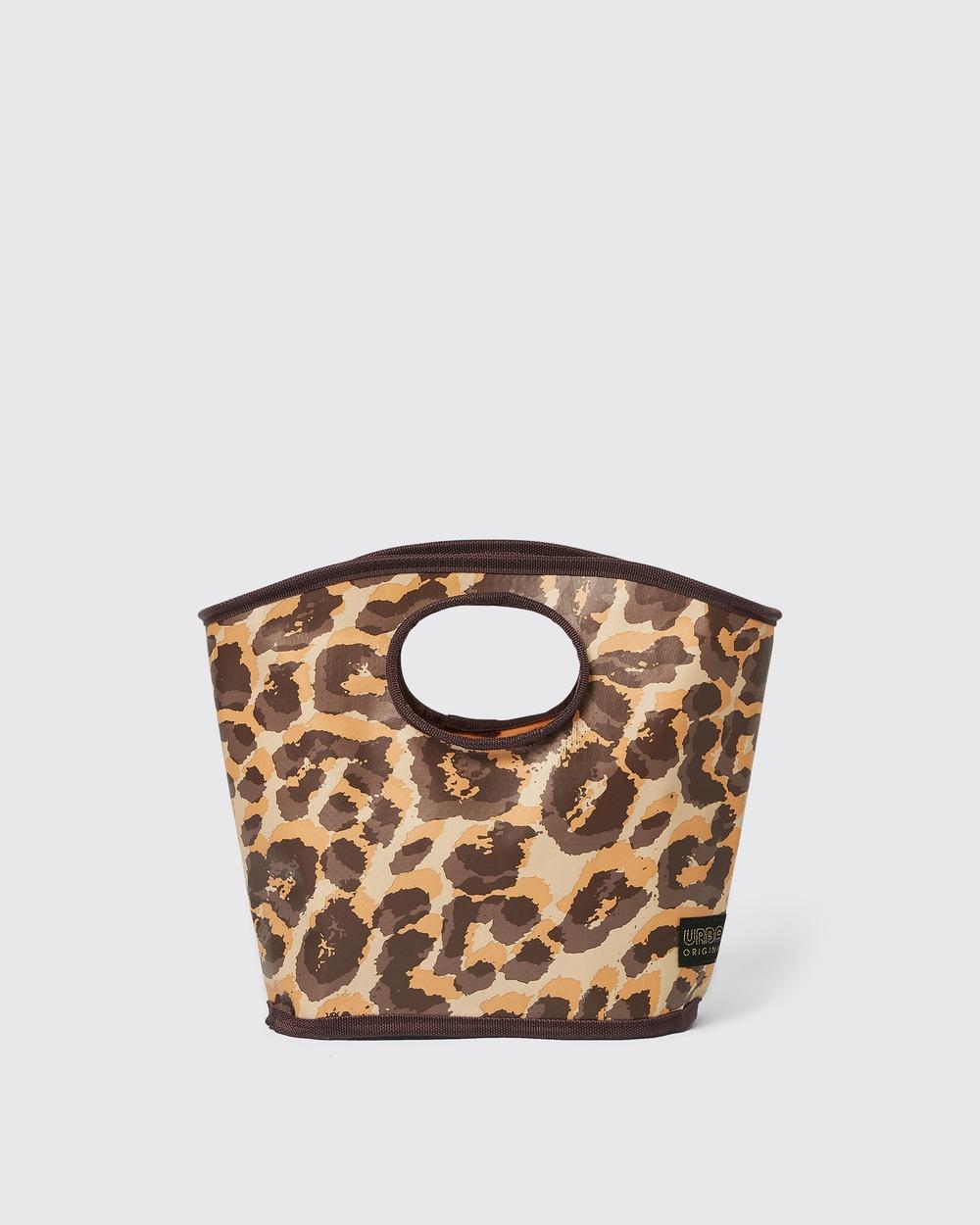 Urban Originals Small Carry All Bag Bags Leopard